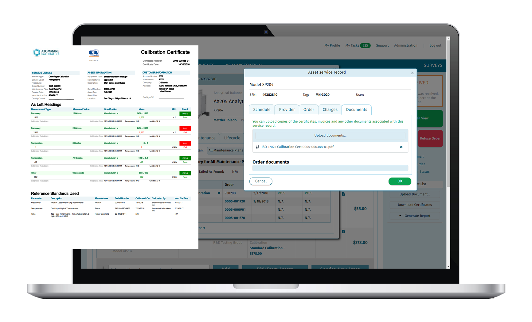 Maintenance Management Software Reports